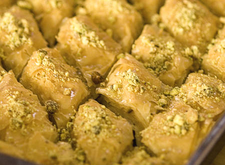 Baklava from Gera: